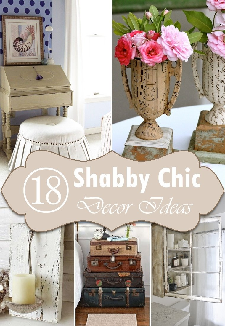 10 Stylish House Decorating Ideas On A Budget 18 diy shabby chic home decorating ideas on a budget 1 2021