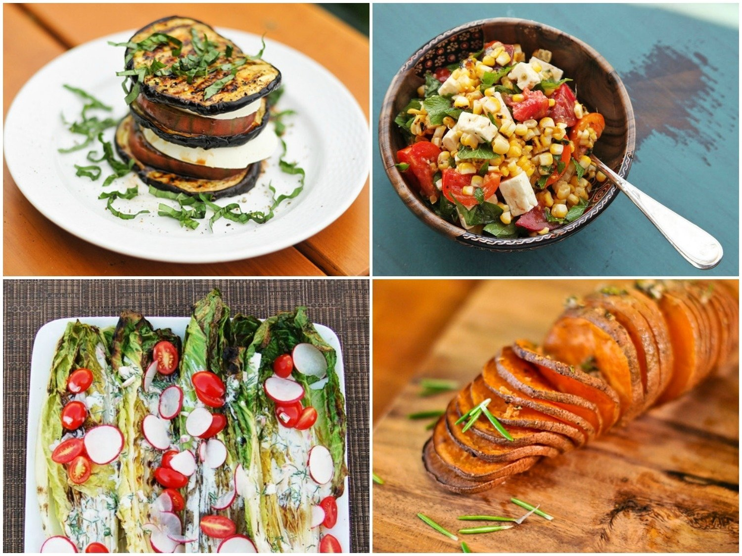 18 grilled vegetable recipes for your memorial day cookout | serious