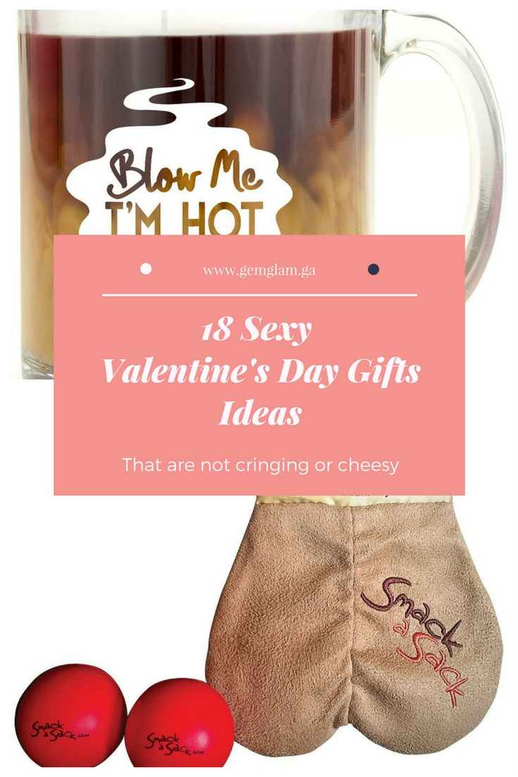 18 sexy gifts that are smoking hot and funny | sexy gifts, gag gifts