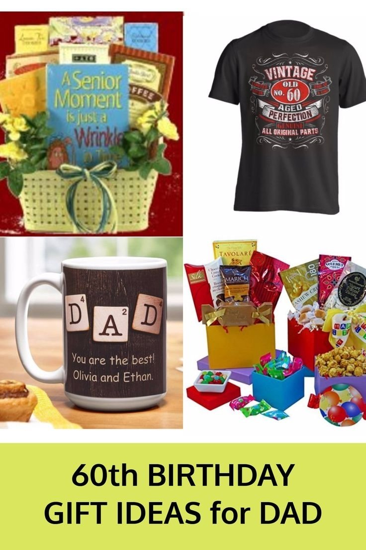 10 Nice 60Th Birthday Gift Ideas For Dad 182 Best 60th Images