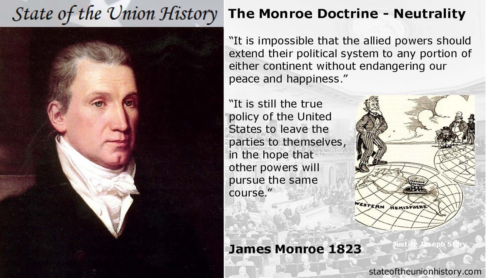 10 Unique The Political Ideas Of Thomas Jefferson Were Greatly Influenced By 1823 james monroe the monroe doctrine a policy of neutrality 2020
