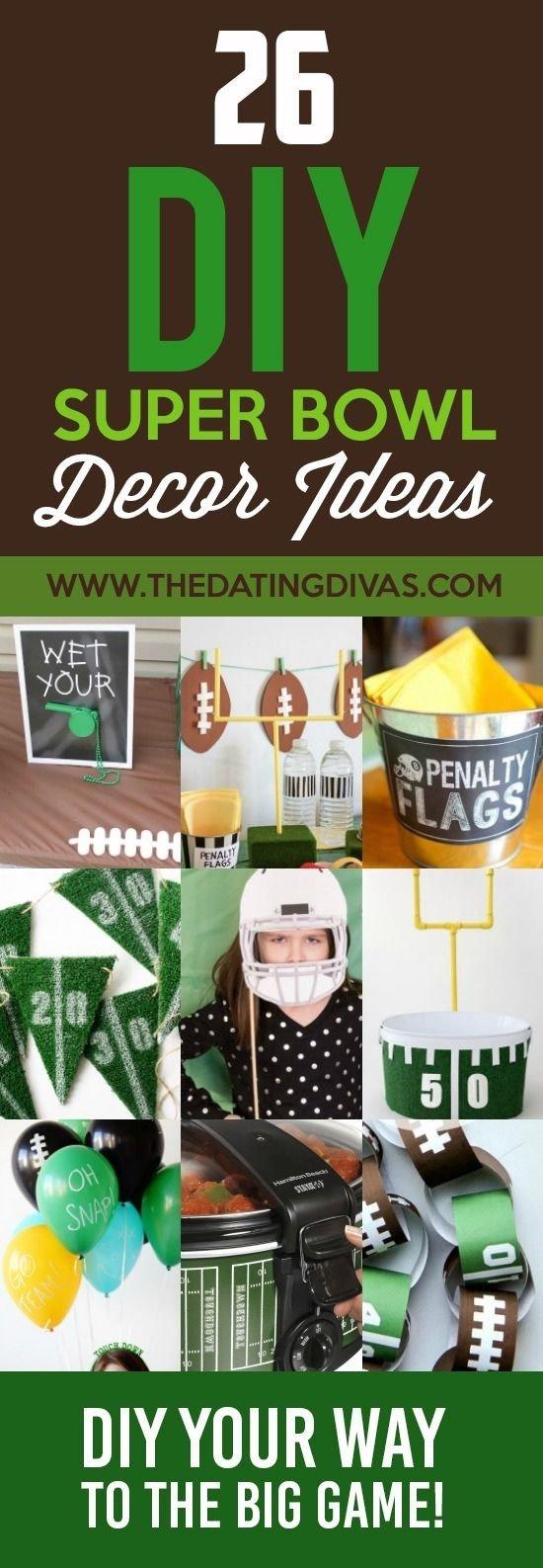 10 Gorgeous Super Bowl Party Ideas Pinterest 185 best football and super bowl party ideas images on pinterest 2020