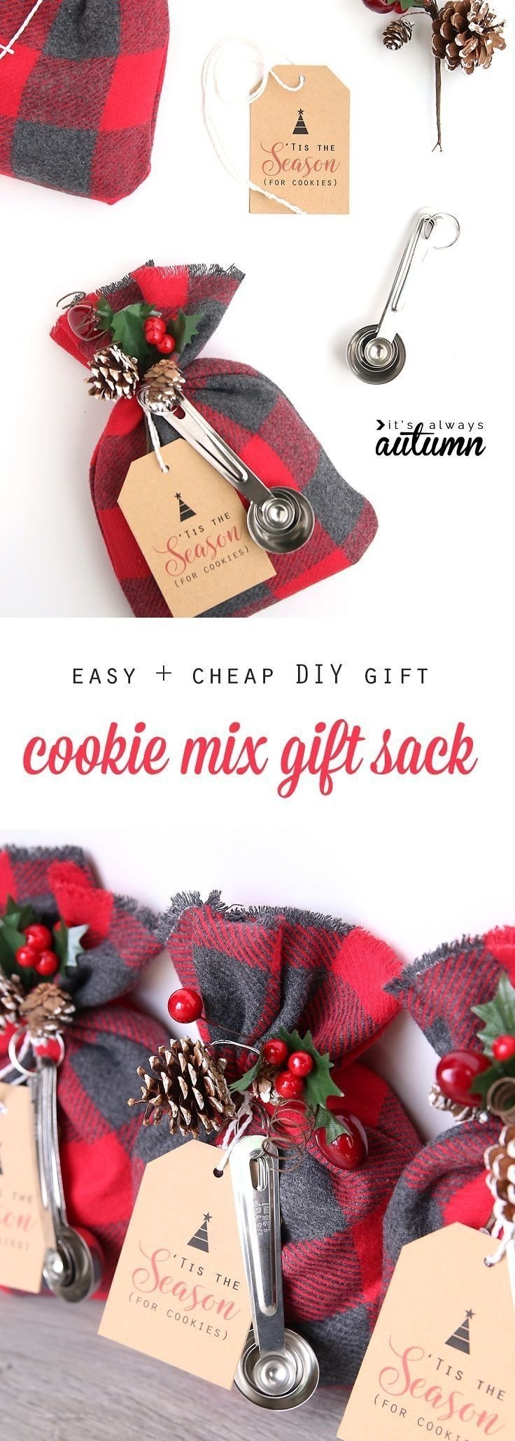 10 Fantastic Ideas For Christmas Gifts To Make 188 best christmas gifts party favors images on pinterest 2021
