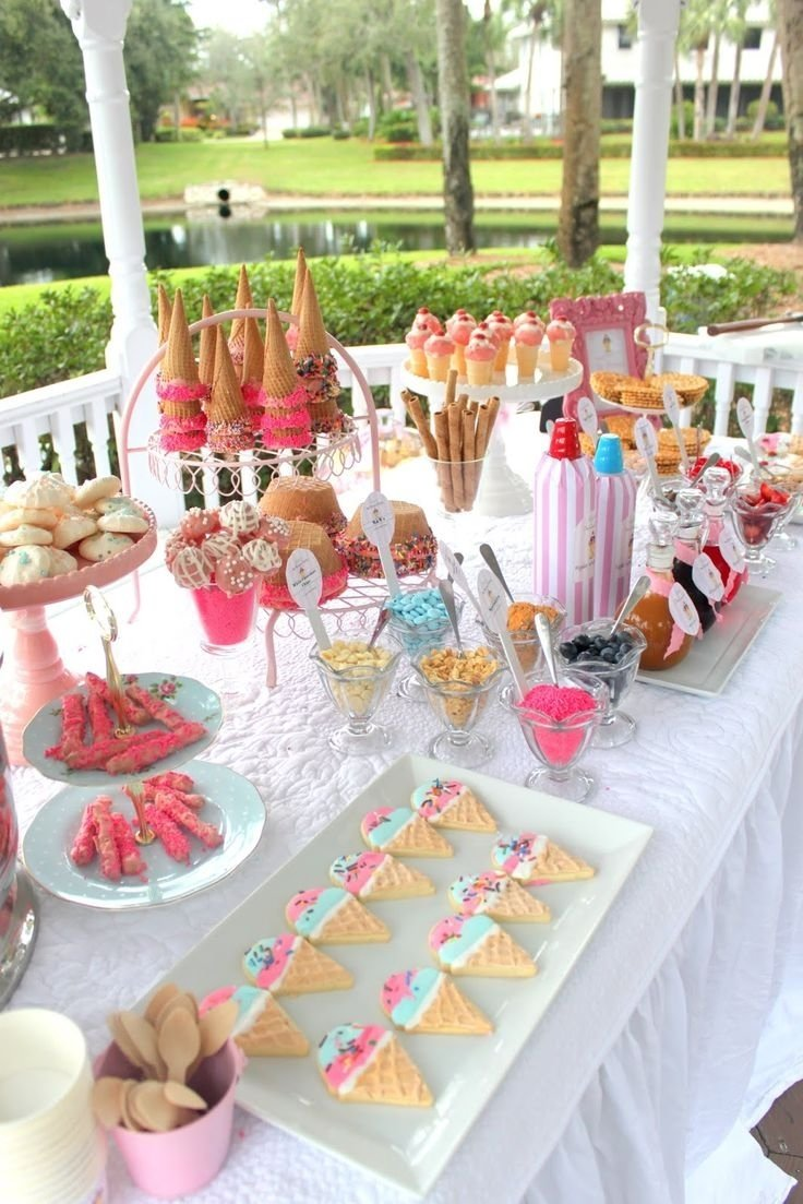 10 Pretty Birthday Party Ideas For 15 Yr Old Girl 188 best ice cream party ideas images on pinterest birthdays