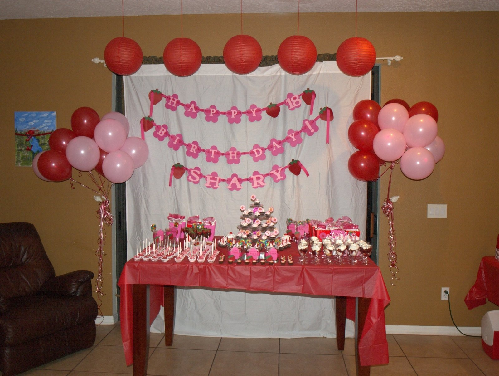 10 Best 18Th Birthday Party Ideas For A Girl 18th birthday party ideas for a girl margusriga baby party 2 2020