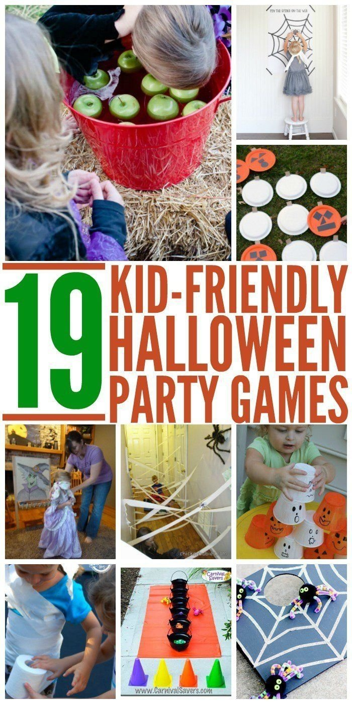 10 Gorgeous Halloween Party Ideas For Toddlers 19 kid friendly halloween party games for a spooktacular time 2020