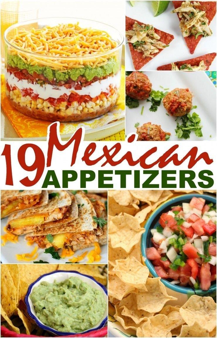 10 Most Recommended Cinco De Mayo Potluck Ideas 19 mexican appetizers potlucks cinco de mayo and de mayo 1 2021