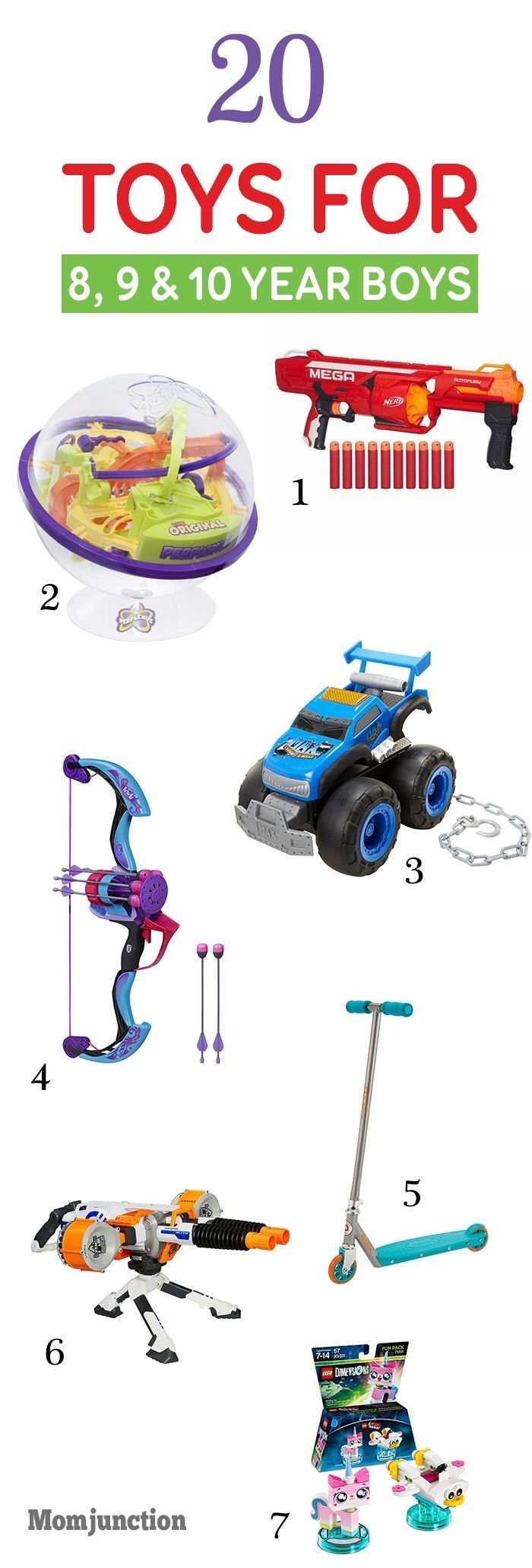 10 Most Recommended Gift Idea For 8 Year Old Boy 19 perfect toys for 8 9 and 10 year old boys 10 years toy and gift 2 2021