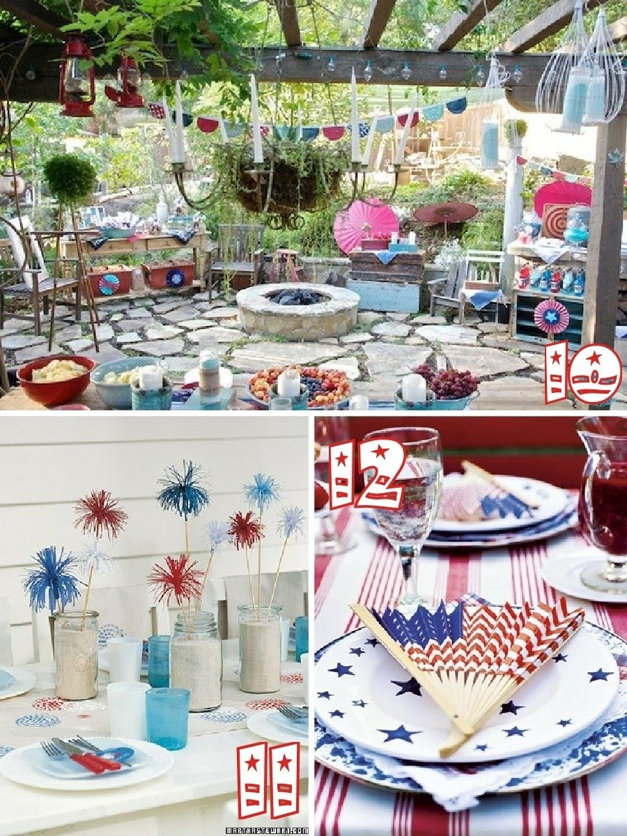 10 Beautiful Red White And Blue Party Ideas 19 red white blue party ideas the scrap shoppe 1 2020