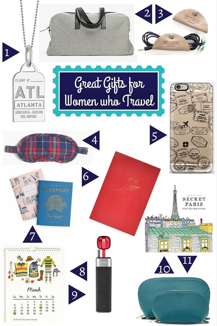 10 Fabulous Travel Gift Ideas For Women 191 best gift ideas for travellers images on pinterest travel