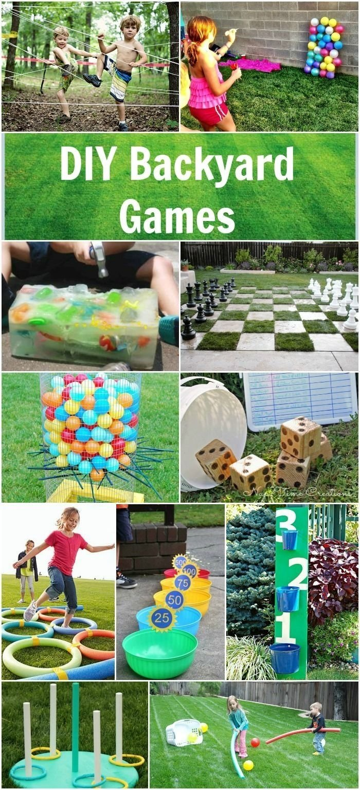 10 Fashionable Fun Game Ideas For Kids 193 best games for families images on pinterest 15 birthday 15th 2 2021