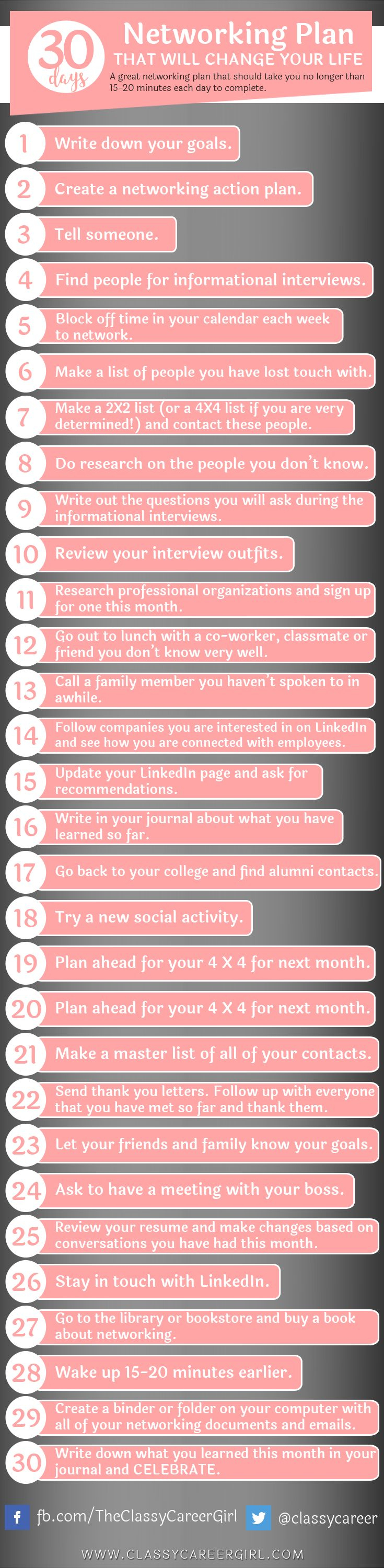 10 Stylish New Career Ideas At 30 194 best networking tips images on pinterest career advice