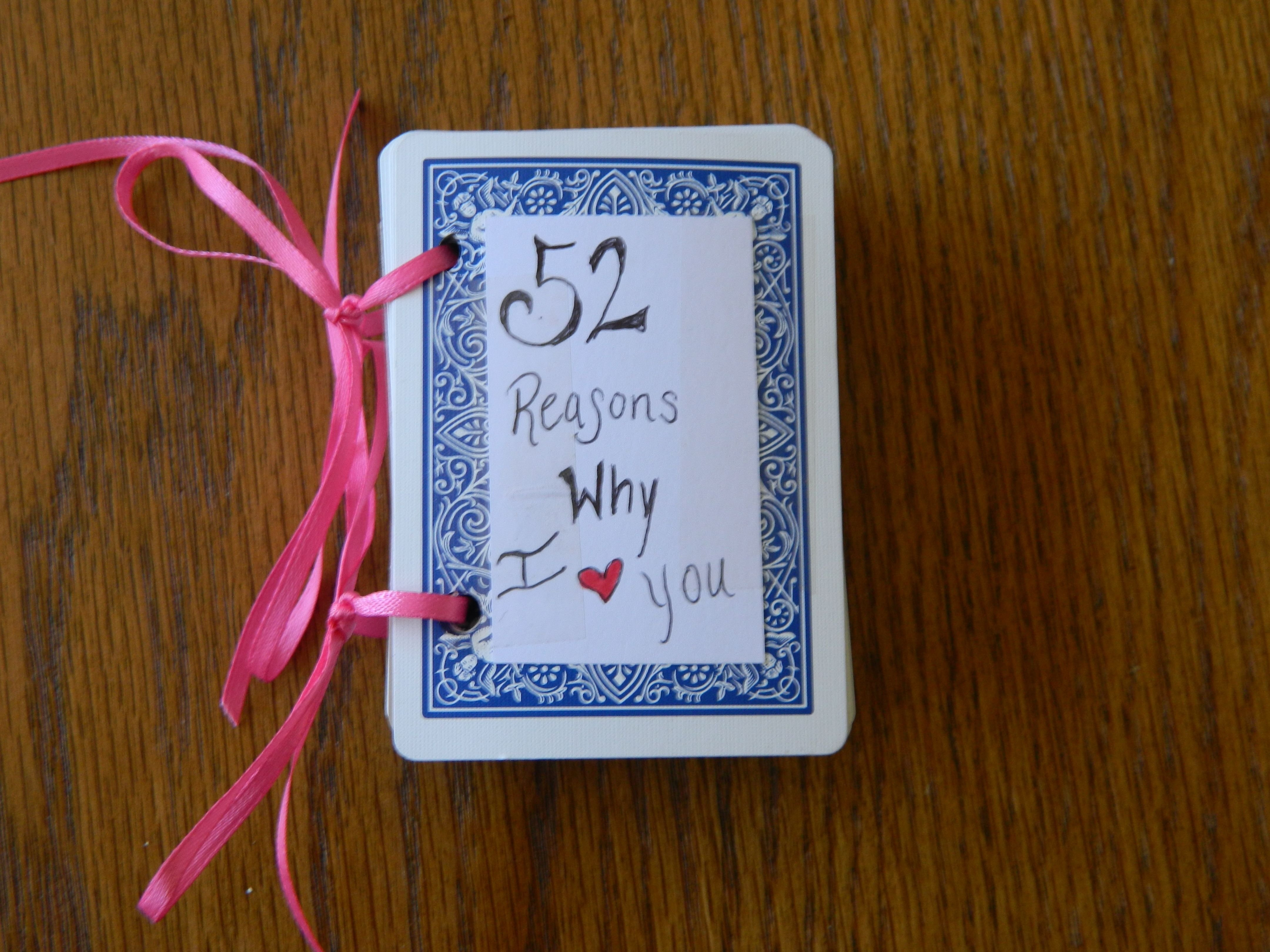 10 Cute Cute Anniversary Ideas For Boyfriend 1st anniversary gifts a sentimental d i y decking cards and 5 2020