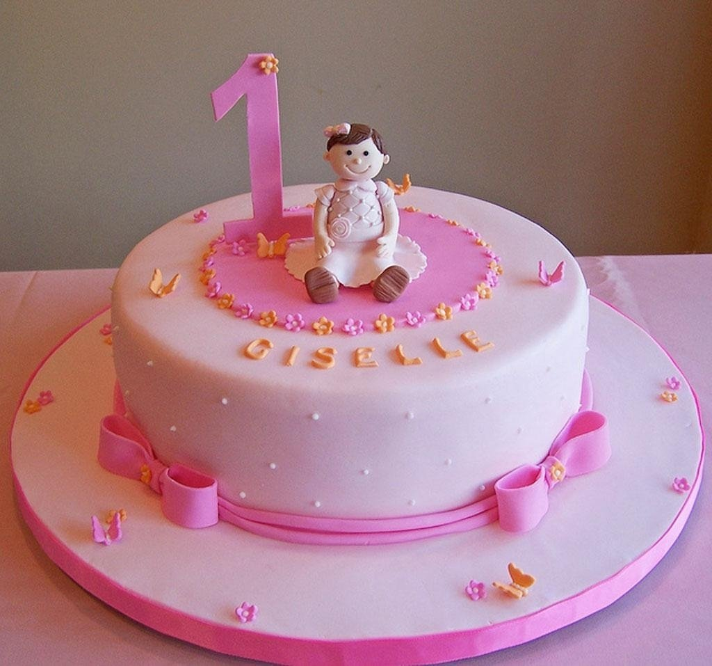 10 Beautiful 1St Birthday Cake Ideas For Girl 1st birthday cake for girl birthday cake cake ideasprayface cake 2020