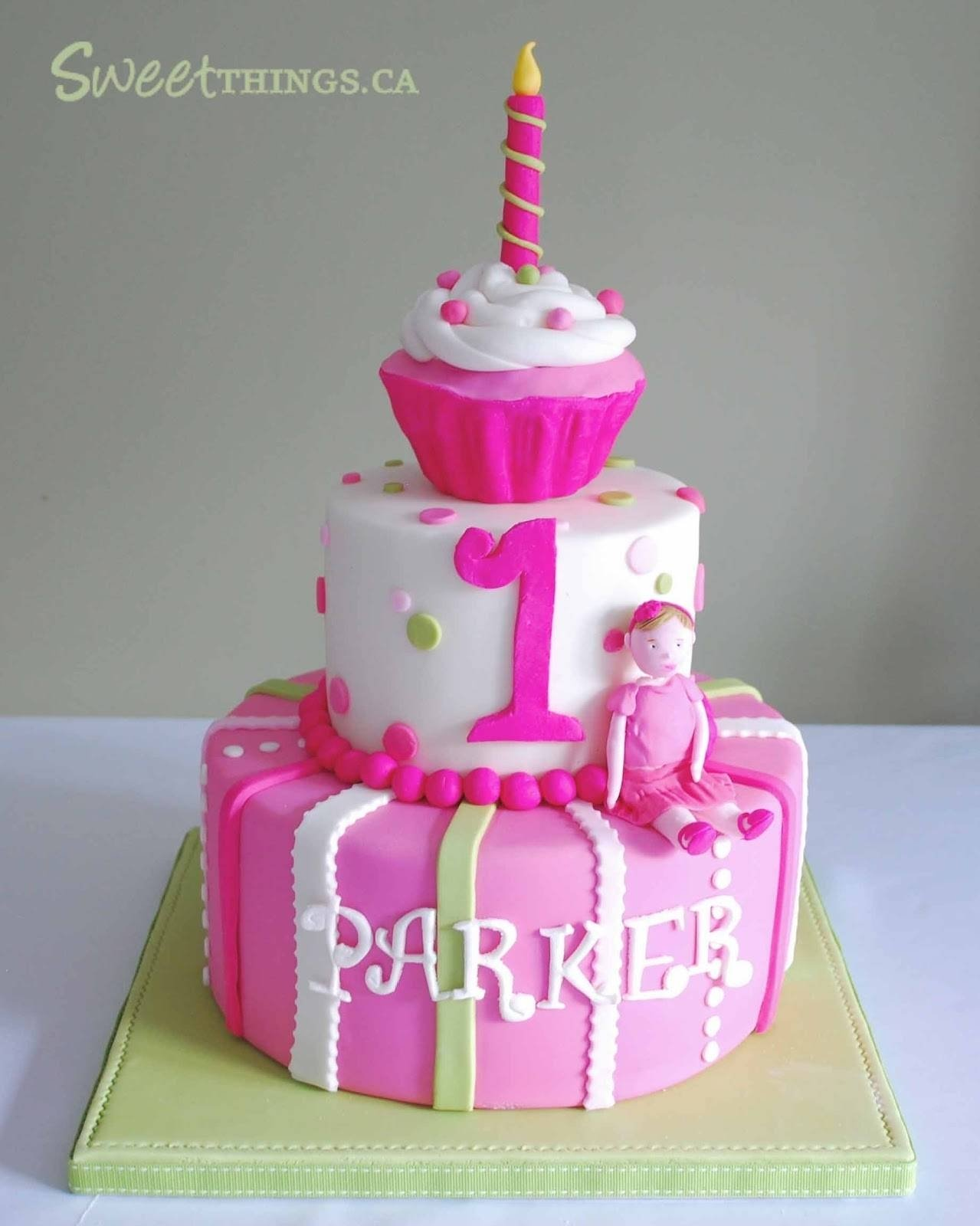 10 Beautiful 1St Birthday Cake Ideas For Girl 1st birthday girl ideas cake 1st birthday cake ideas for girls 2020