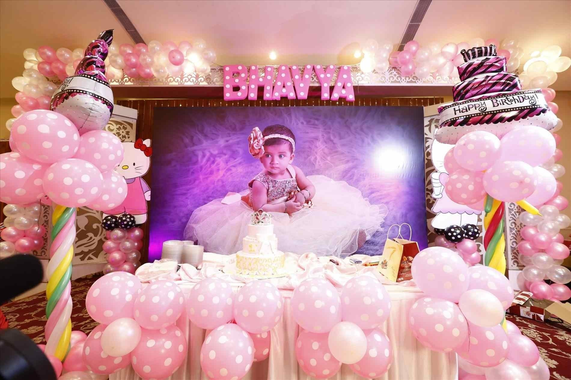 10 Attractive 1St Birthday Princess Party Ideas 1st birthday party ideas for girls princess design awesome theme 2021