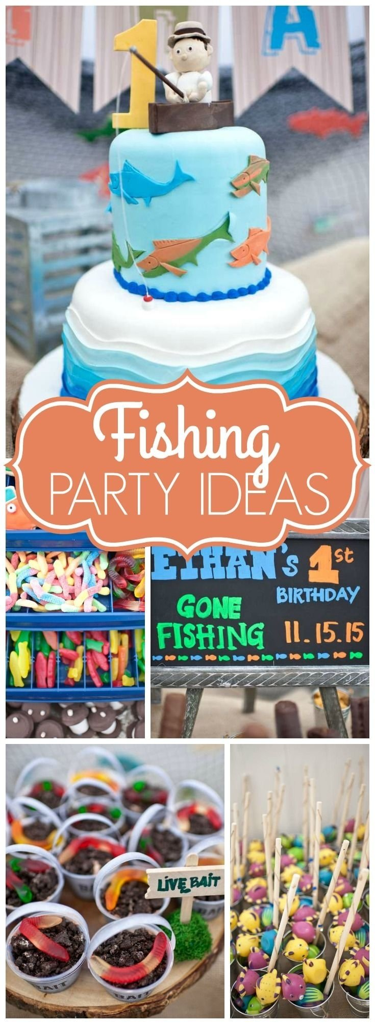 10 Beautiful Boy 1St Birthday Party Ideas 1st Themes For Baby Tags