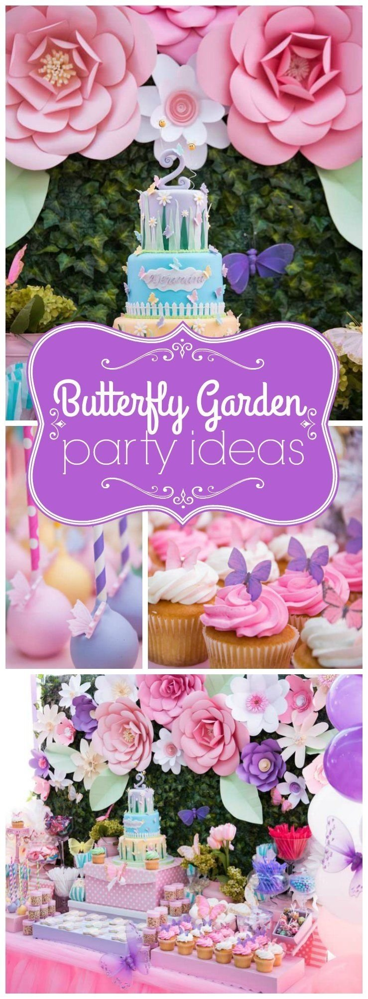 10 Gorgeous Unique 1St Birthday Ideas For Girls 1st birthday party themes for boygirl twins tags 1st birthday