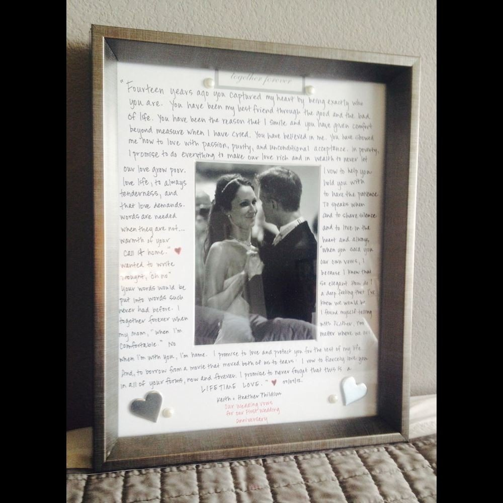 10 Unique 1St Year Anniversary Gift Ideas 1st wedding anniversary paper gifts for him elegant first year 2021