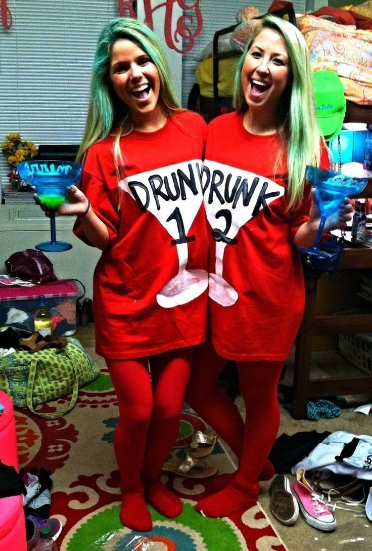 10 Lovable Halloween Costume Ideas For 2 People 2 people diy costumes fun diy craft projects 2020