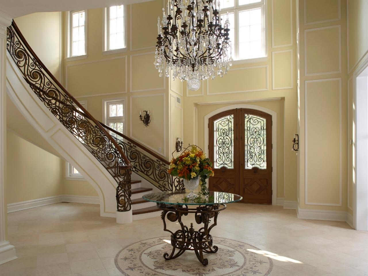 2 story foyer decorating ideas - trgn #529e41bf2521