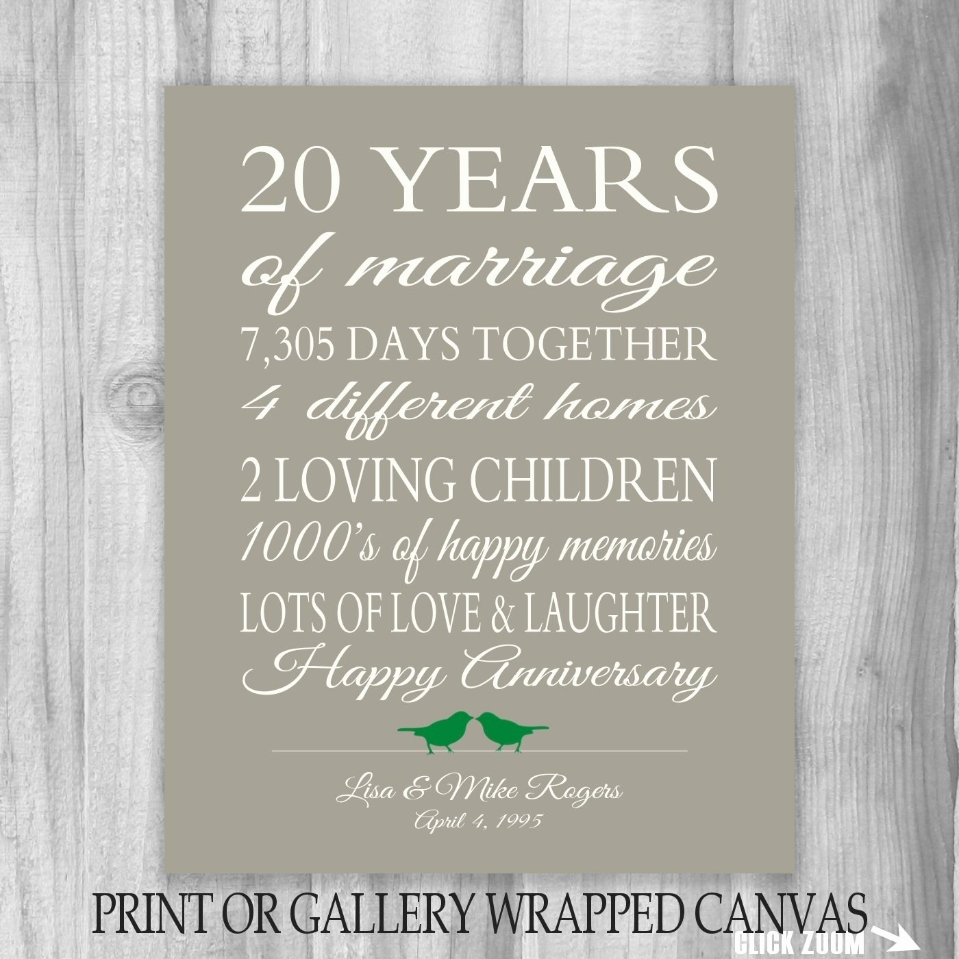 10 Fabulous 20 Year Anniversary Gift Ideas For Husband 2 year wedding anniversary gifts for husband best of gifts design 2020
