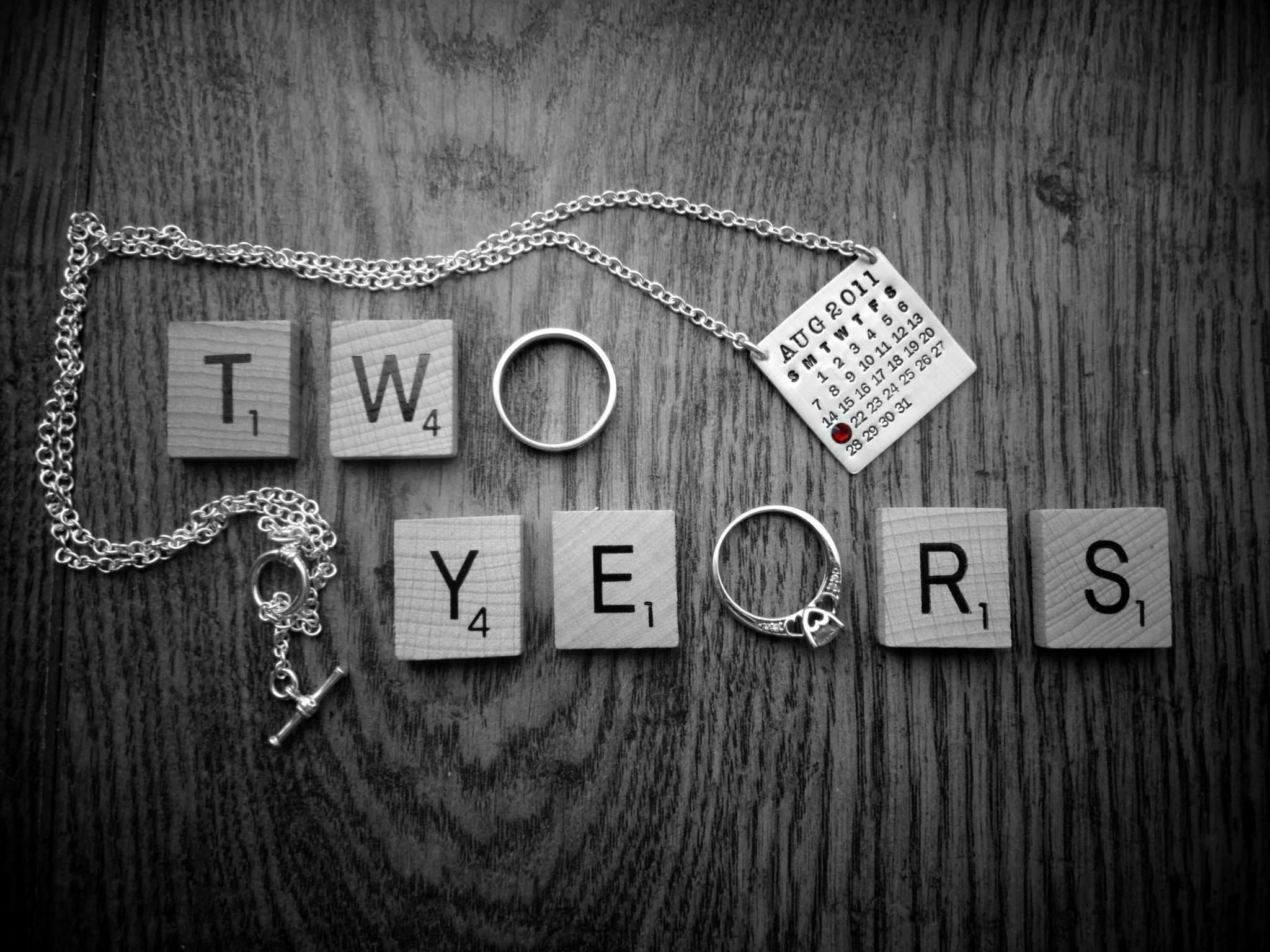 2 years - second wedding anniversary 11/11/12 | 2nd anniversary