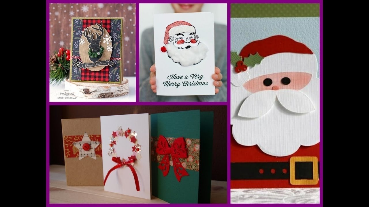 10 Fantastic Picture Ideas For Christmas Cards 20 awesome christmas card ideas 2017 youtube