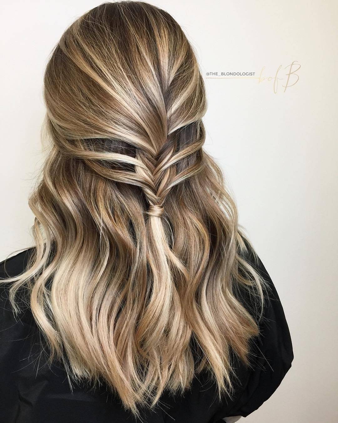 10 Amazing Brown And Blonde Hair Color Ideas 20 beautiful blonde balayage hair color ideas trendy hair color 2017
