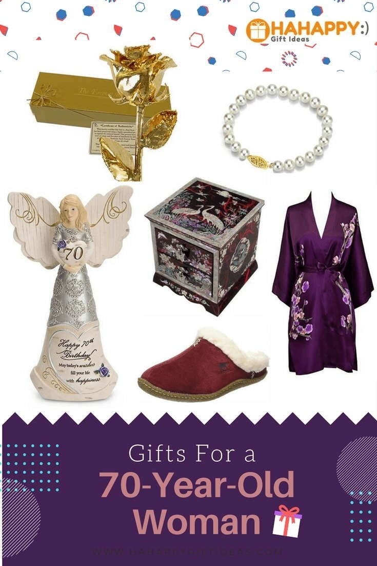 10 Attractive Gift Ideas For 70 Year Old Woman 20 best birthday gifts for a 70 year old woman hahappy gift ideas 2020