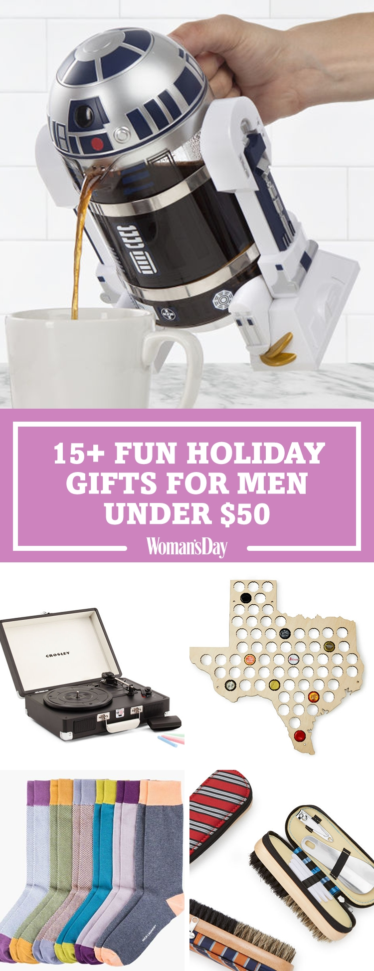 20 best christmas gifts for men - great gift ideas for guys who have