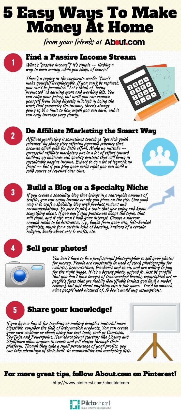 10 Fantastic Ideas To Earn Extra Money 20 best real easy ways to make money on internet images on pinterest