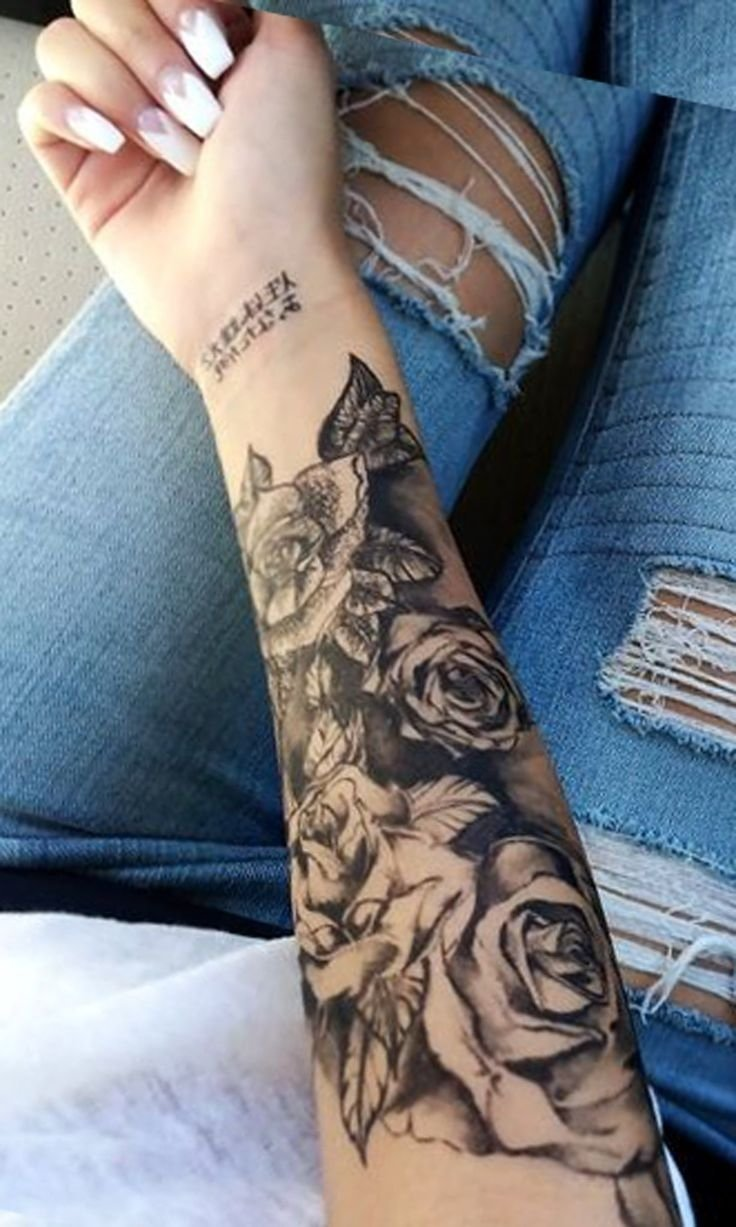 10 Elegant Arm Tattoo Ideas For Girls 20 best tattoo ideas for girls in 2018 tattoo tatting and piercing