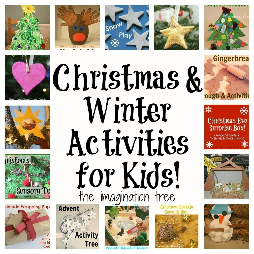 10 Ideal Christmas Activity Ideas For Kids 20 christmas activities for kids the imagination tree 2020