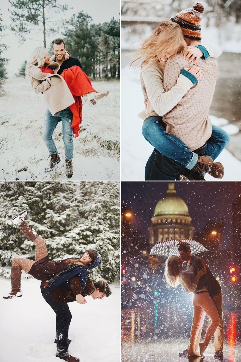 20 cute christmas photo ideas for couples to show love | couples