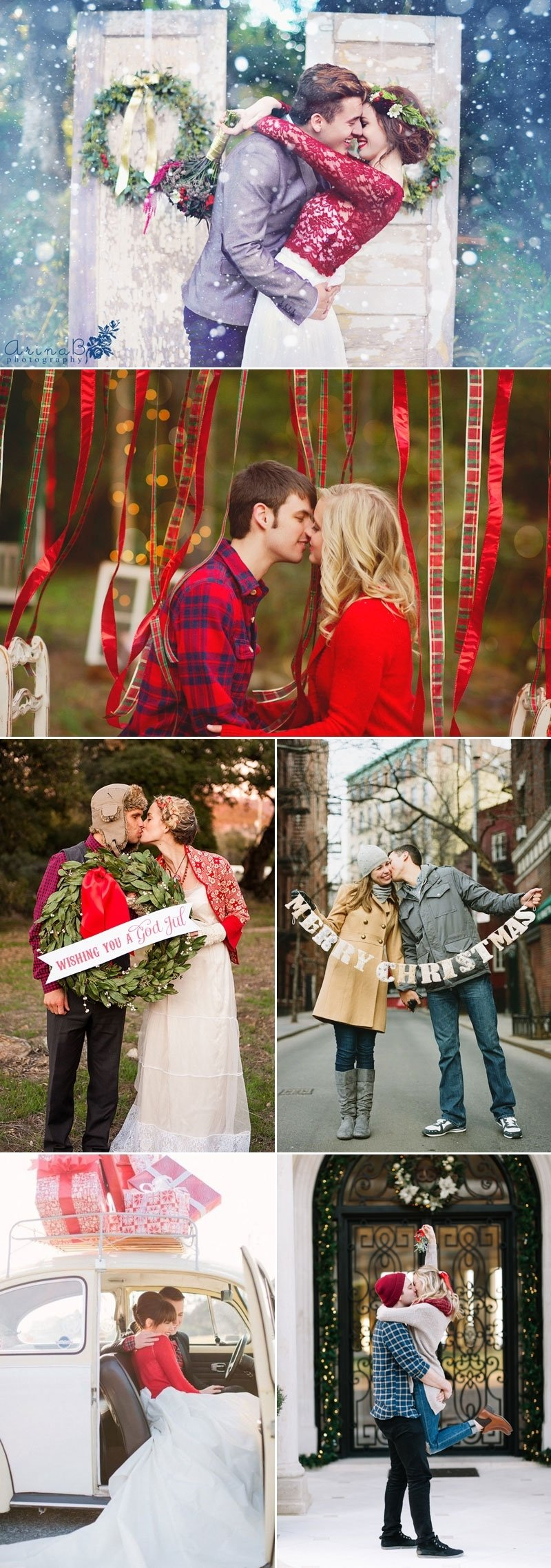 10 Most Recommended Cute Christmas Picture Ideas For Couples 20 cute christmas photo ideas for couples to show love praise wedding 5 2020