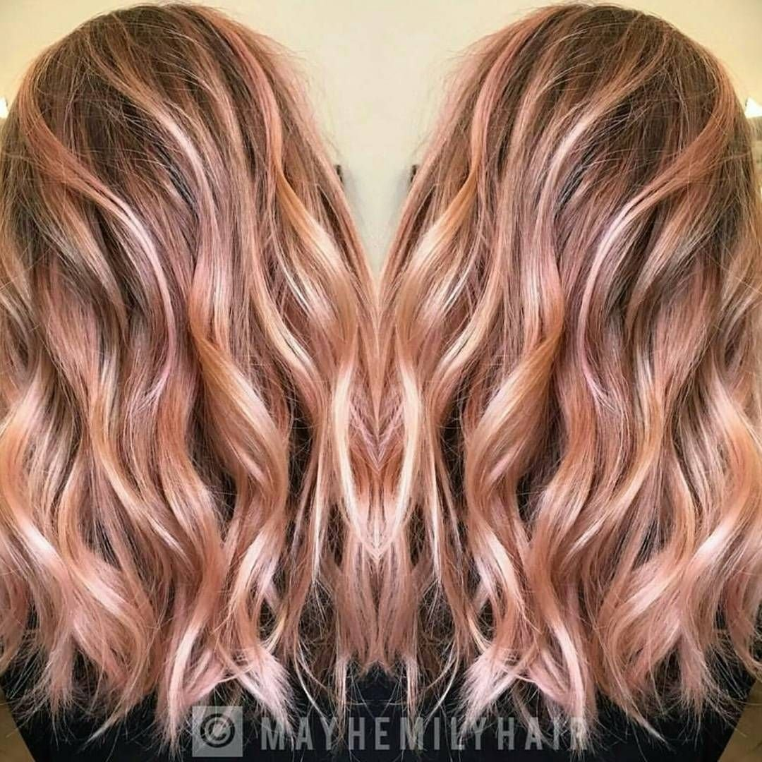 20 cute easy hairstyles for summer 2018 - hottest summer hair color