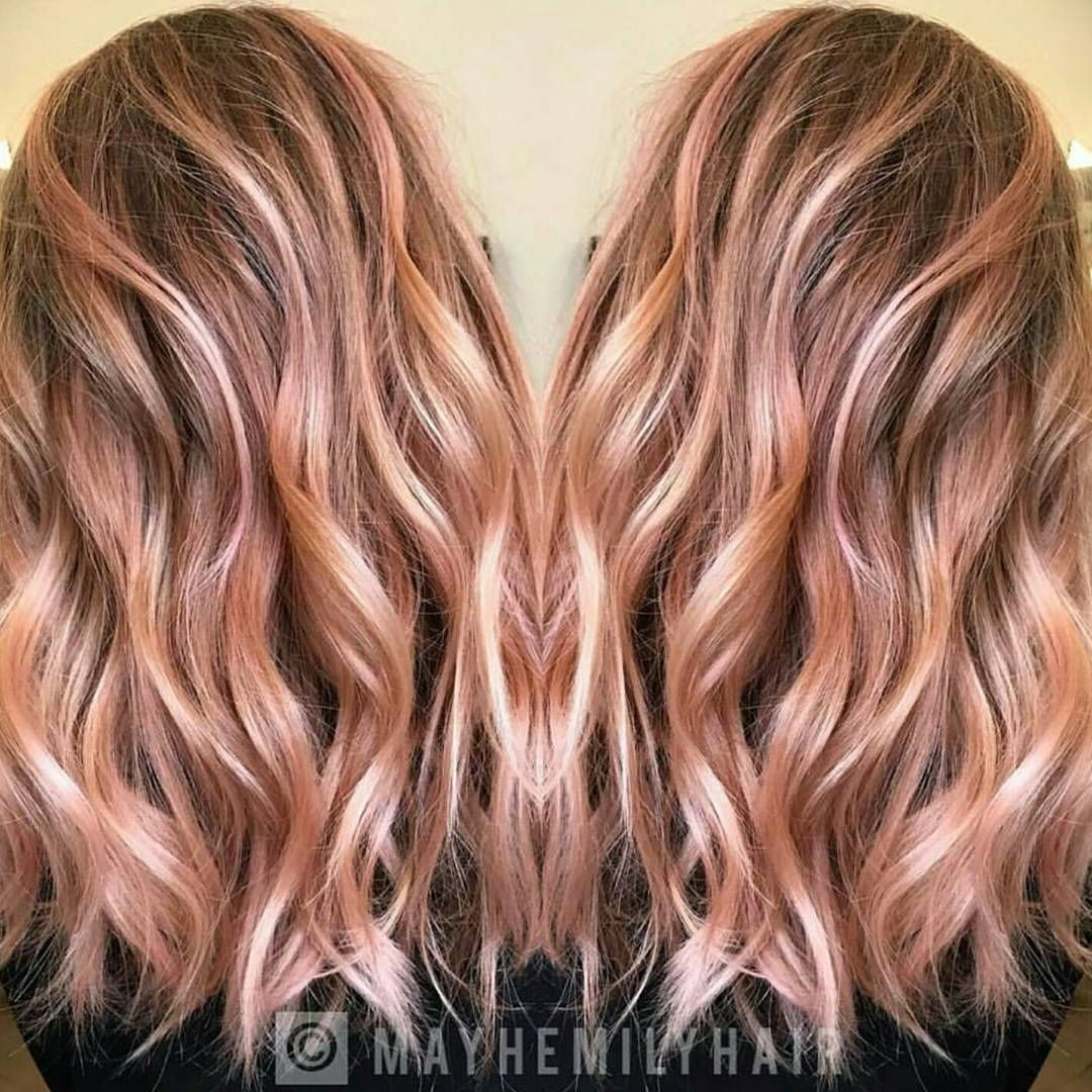 20 cute easy hairstyles for summer 2019 - hottest summer hair color