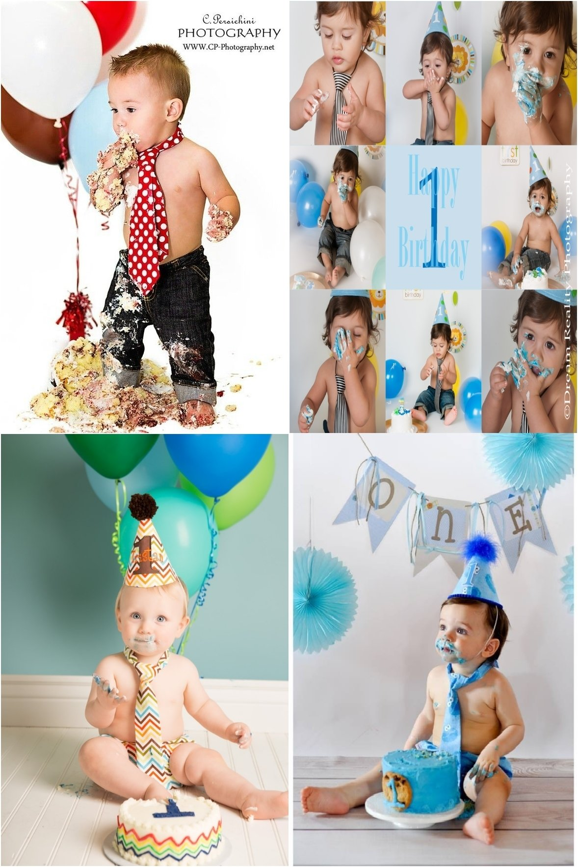 10 Most Recommended Baby Boy First Birthday Picture Ideas