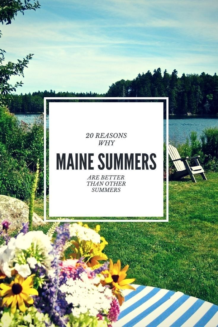 10 Elegant East Coast Summer Vacation Ideas 20 destinations everyone in maine needs to visit this summer 2020