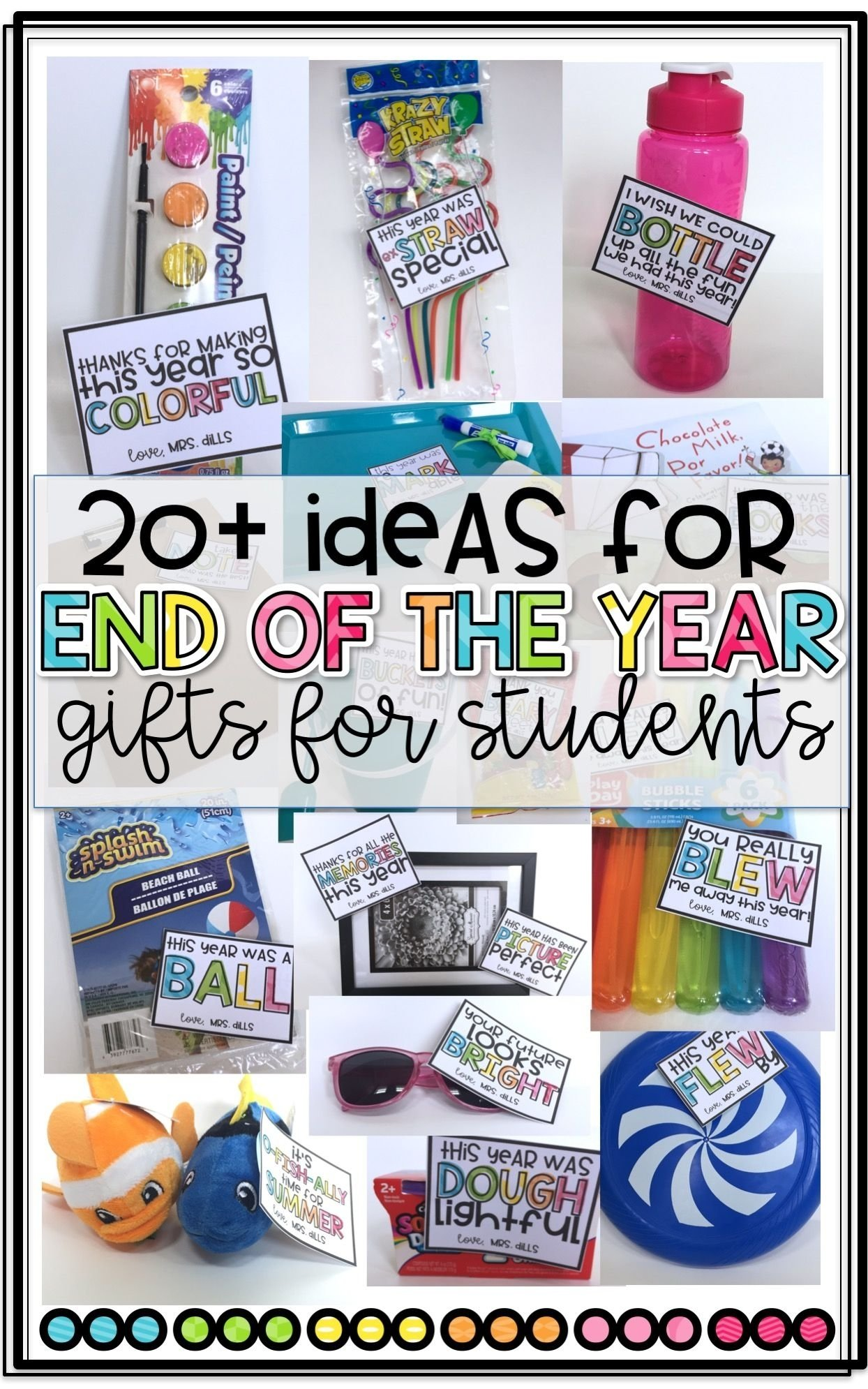 10 Ideal End Of The Year Gift Ideas For Students 20 end of the year gift ideas for students cadeau annee et julie 2020