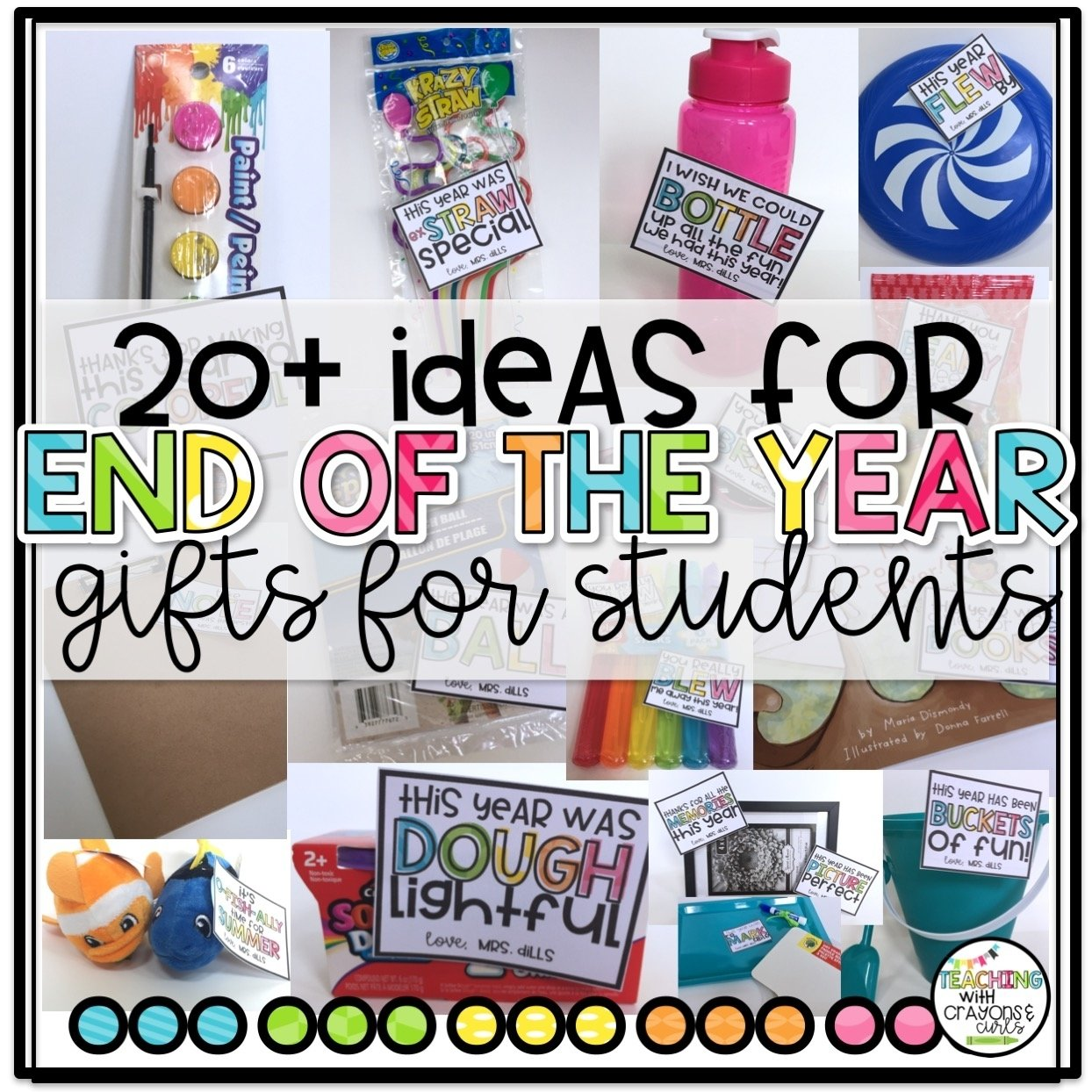 10 Ideal End Of The Year Gift Ideas For Students 20 end of the year gift ideas for students teaching with 2020