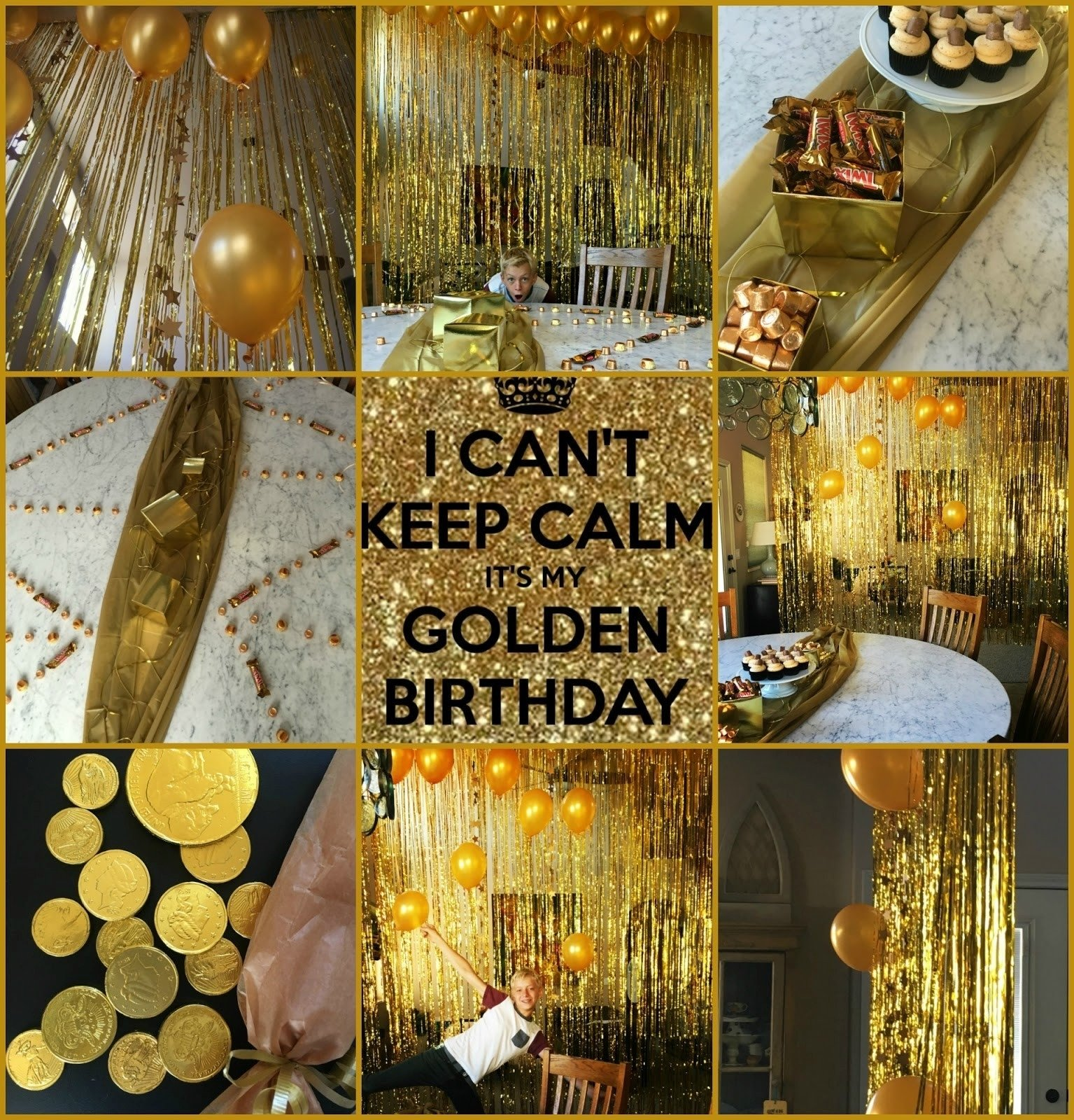 10 Fabulous Golden Birthday Ideas For Adults 20 fresh collection about golden birthday ideas that oneself shouldn 2020