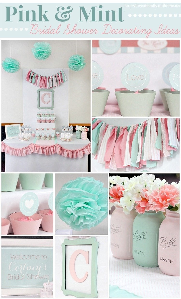 10 Nice Wedding Shower Ideas And Themes 20 fun bridal shower themes fun squared 1 2020