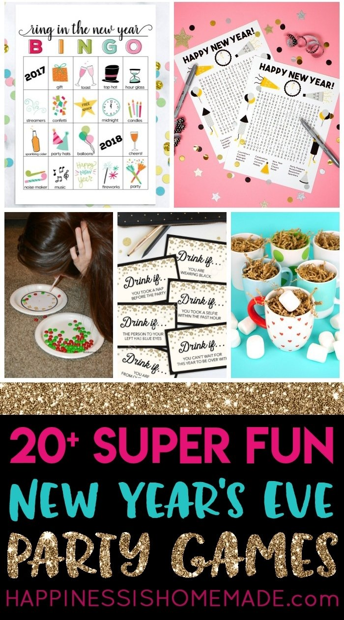 10 Wonderful New Years Eve Game Ideas 20 fun new years eve games happiness is homemade 2020