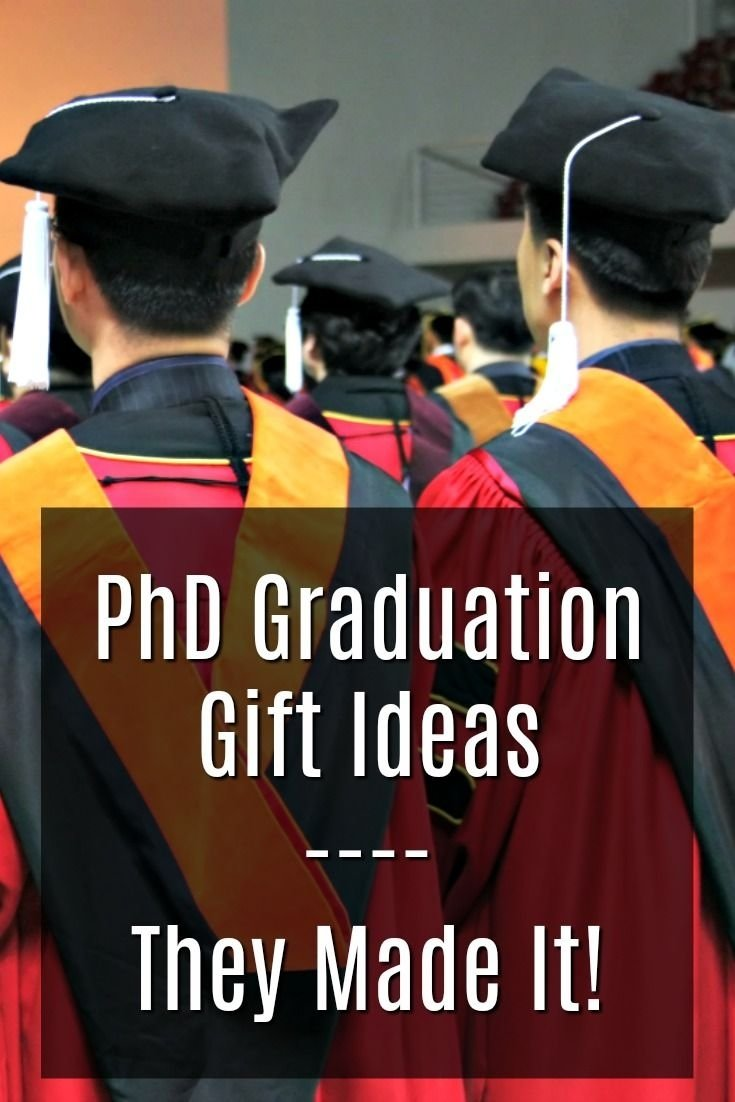 10 Best Graduation Gift Ideas For Her Masters Degree 20 gift ideas for a phd graduation phd graduation gifts phd