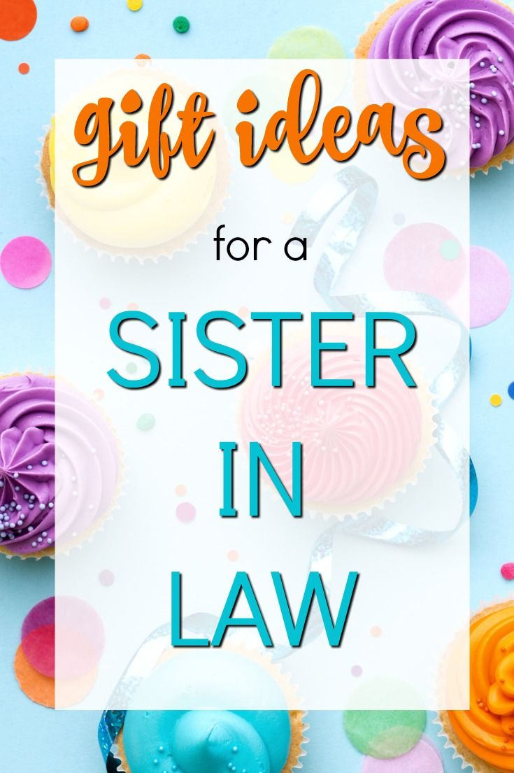 20 gift ideas for a sister in law | great gift ideas | christmas
