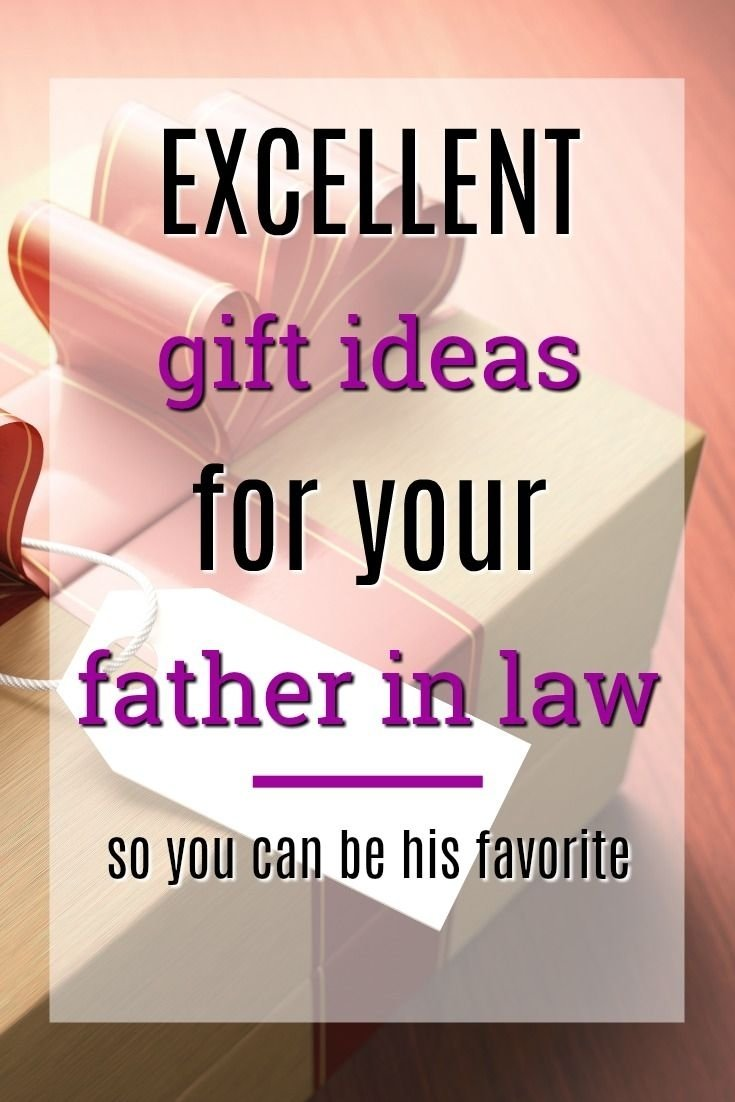 20 gift ideas for your father in law | father, gift and craft