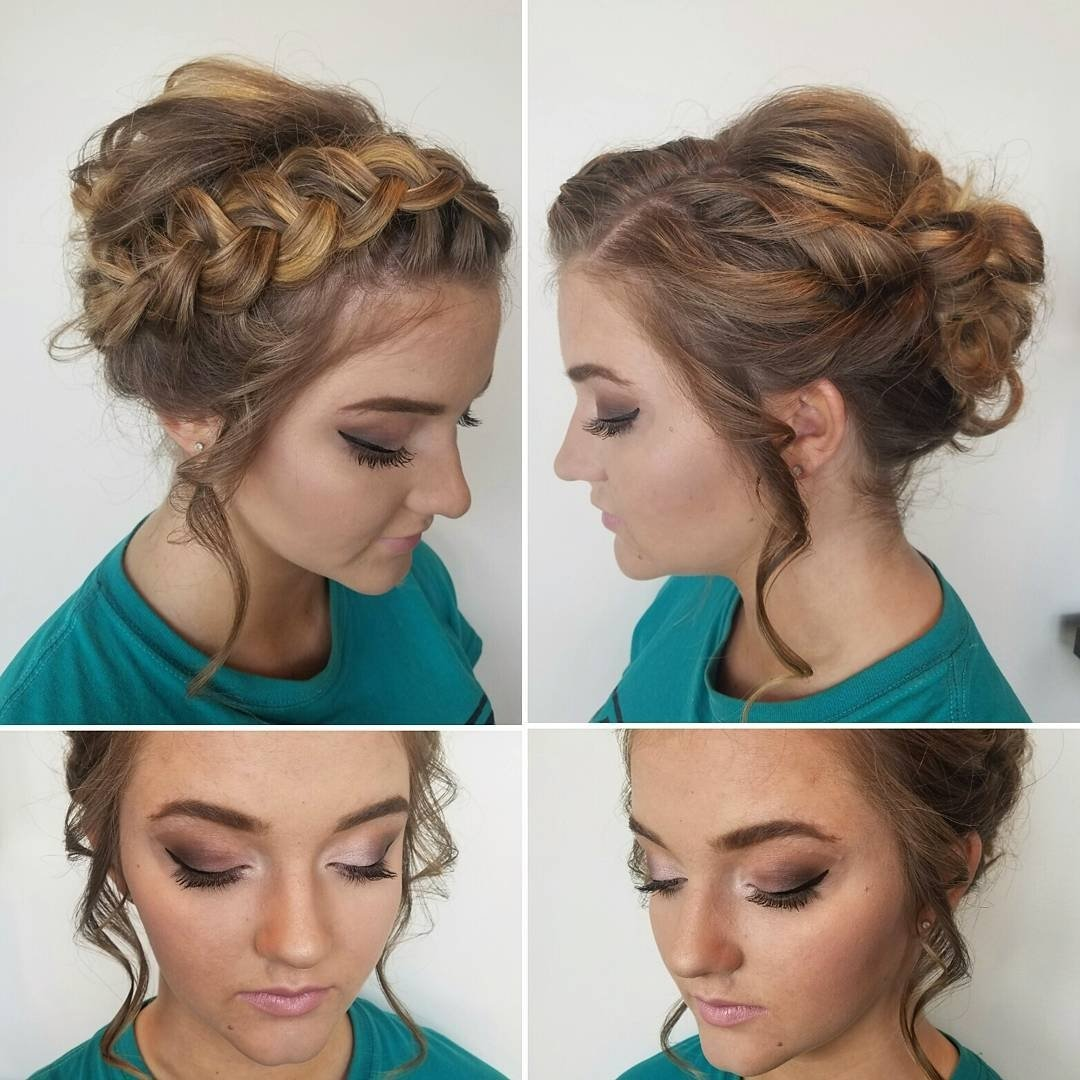 10 Nice Haircut Ideas For Short Hair 20 gorgeous prom hairstyle designs for short hair prom hairstyles 2017 4 2021