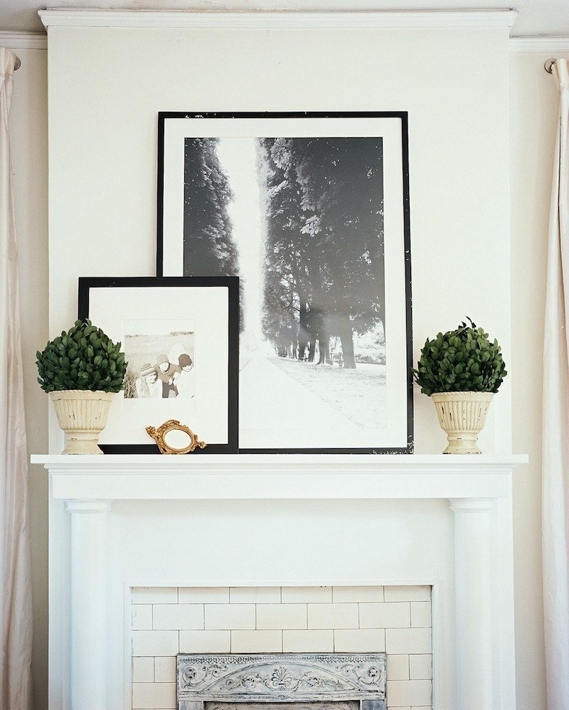 10 Unique Ideas For Fireplace Mantel Decor 20 great fireplace mantel decorating ideas laurel home blog